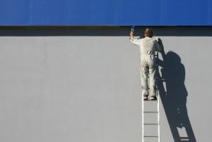 Pintura de fachadas