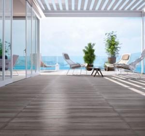 Varandas e terraços