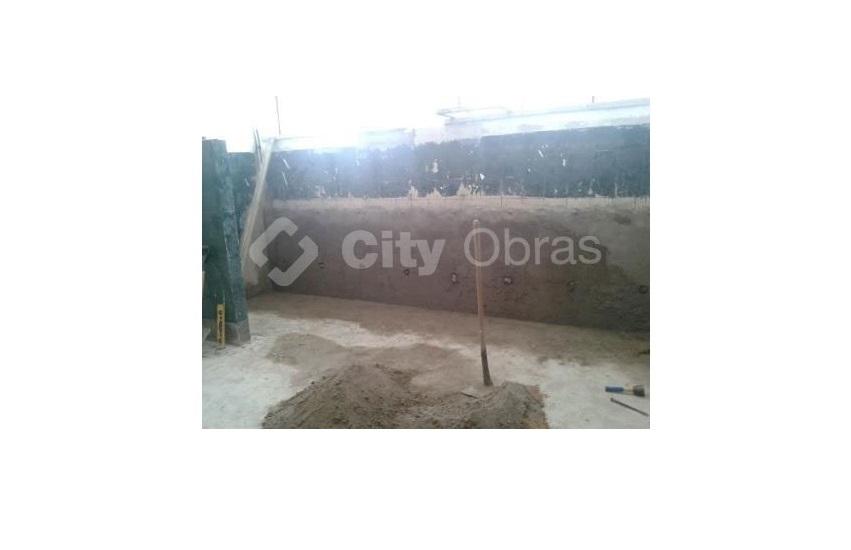 Construção de casas de banho