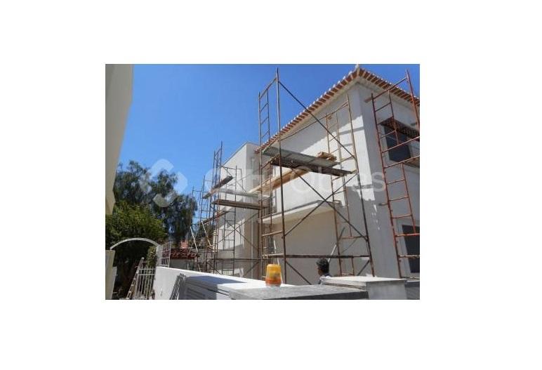 Pintura de fachadas de casas
