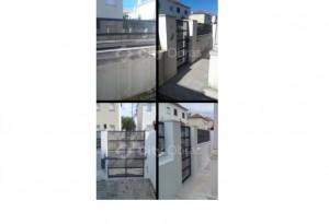 Pintura de fachadas remodelação geral de moradia
