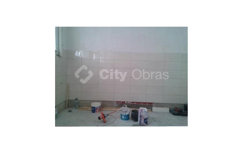 Remodelação de casa de banho em locais publicos