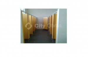 Remodelação de casas de banho comunitária