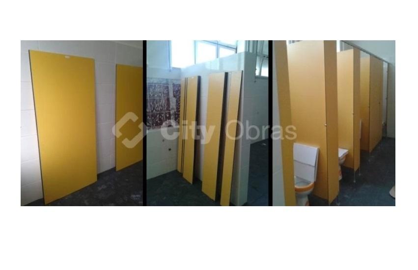 Remodelação de casas de banho portas