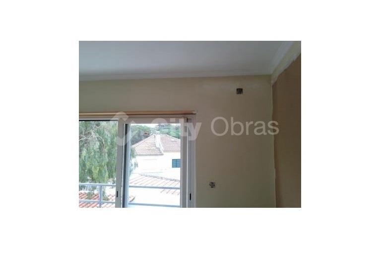 Remodelação de interiores de moradia