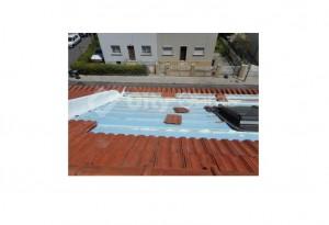 Remodelação de vivenda aquecimento de cobertura