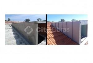 Remodelação geral de vivenda aplicação de água furtada