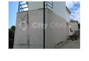 Remodelação geral de vivenda exterior