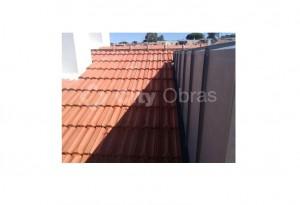impermeabilização de cobertura substituição de telhas