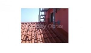 impermeabilização em telhados
