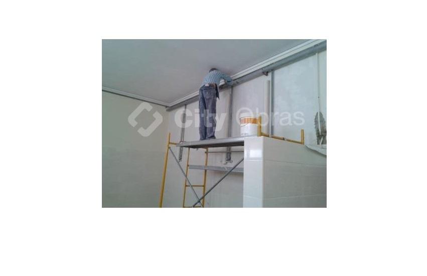 instalações em reodelação de casa de banho