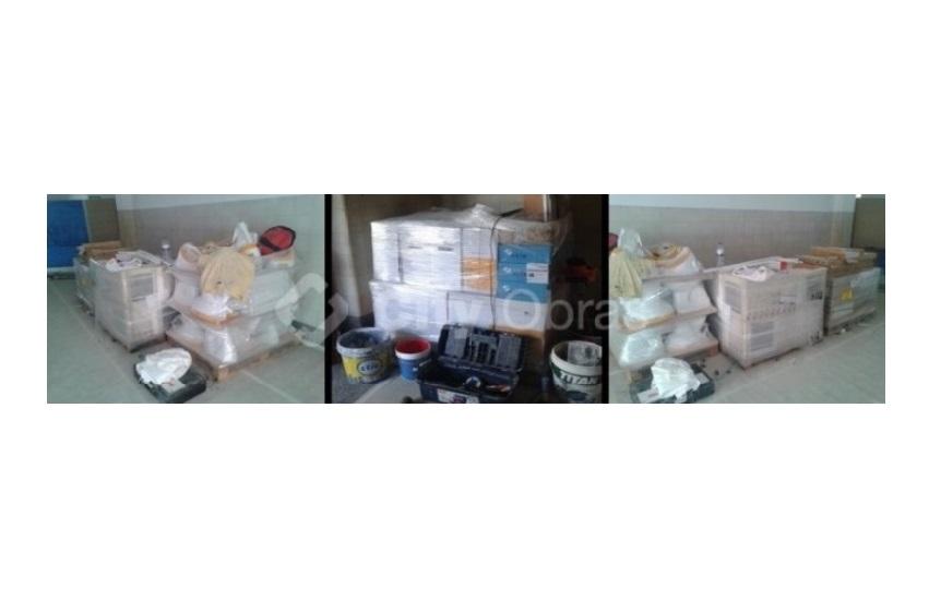 materiais para remodelação de casas de banho