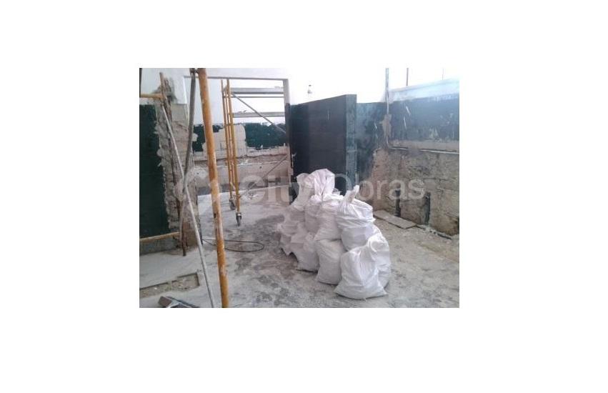 materiais para trabalhos em remodelação de casa de banho