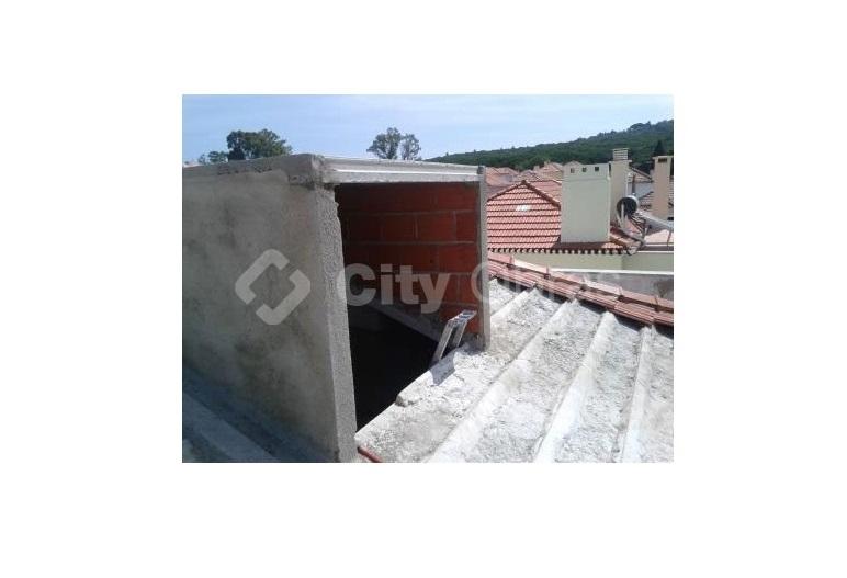reabilitação de cobertura com água-furtada