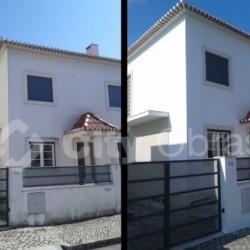 reabilitação de fachada de vivenda