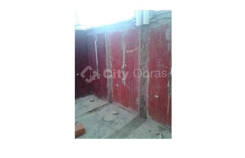 remodelação de casa de banho de escola