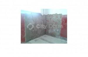 remodelação de casa de banho substituição de pavimento