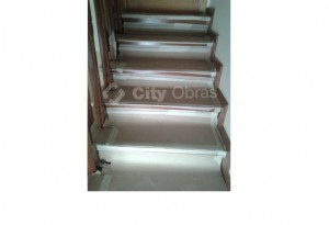 remodelação de escadas internas