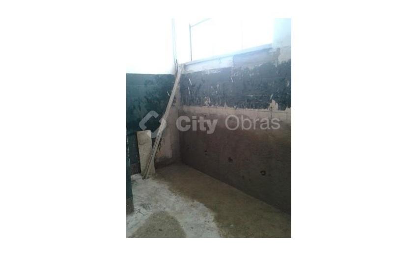 remodelação em casa de banho execução de reboco