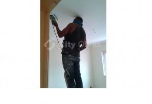 remodelação em interiores reparação de tetos