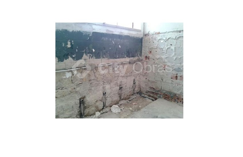 remodelações de casas de banho públicas