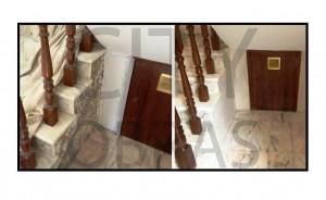 Reabilitação de escadas em moradia