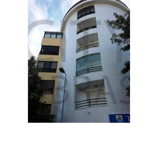 Recuperação de fachada de edifício