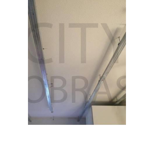 Teto em PVC remodelação