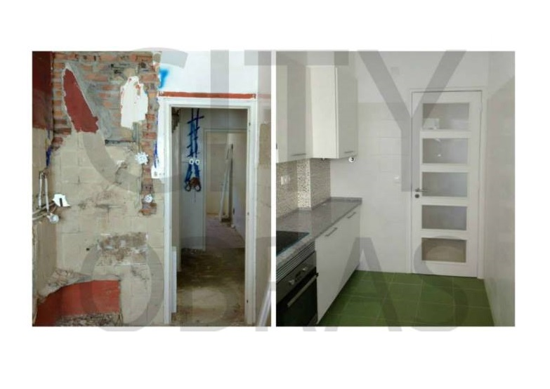 reabilitação de apartamentos