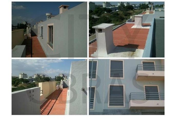 reabilitação de edifício impermeabilização de cobertura