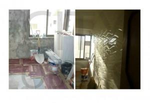 reabilitação geral de apartamento