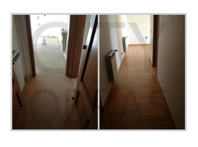 remodelação de apartamento com aquecimento