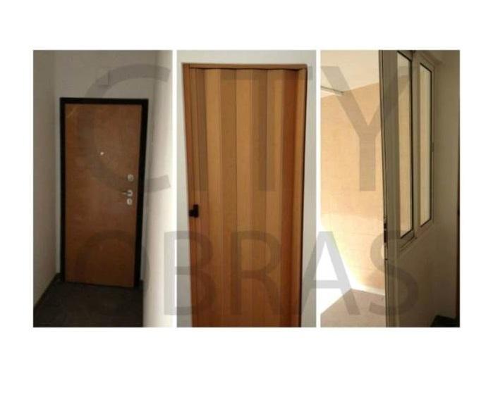 remodelação de apartamento substituição de portas