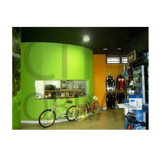 remodelação de espaço comercial para vendas