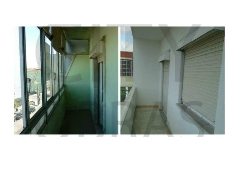 remodelação de varanda de apartamento