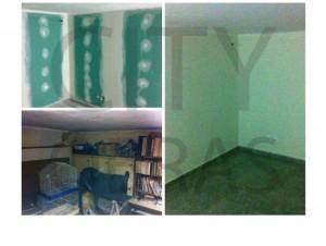 remodelação em cave de apartamento
