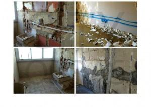 remodelação geral em apartamento