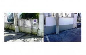 trabalhos de pintura de fachada